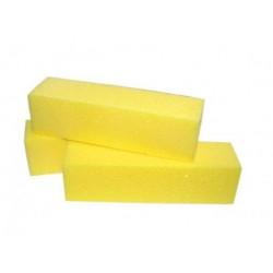 buffer-block-mit-brokat-gelb-10-stuck