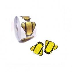 500 Modellier Schablonen EXTRA BREIT Gel & Acryl G
